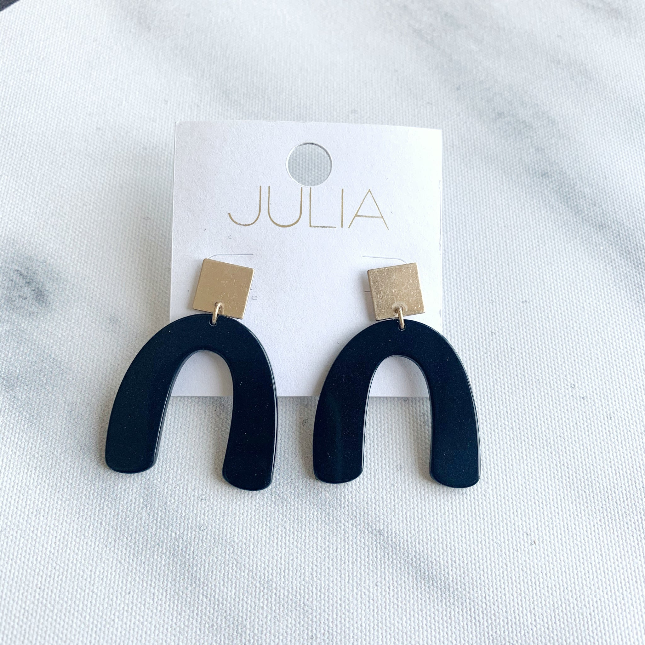 Yarra Abstract Earrings