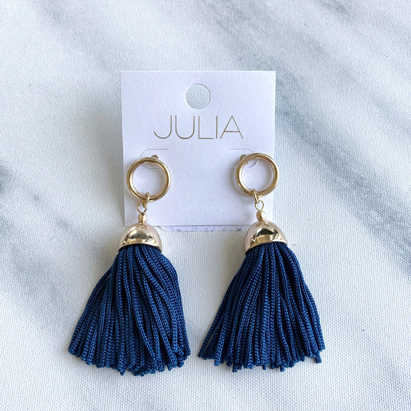 Jenna Tassel Earrings