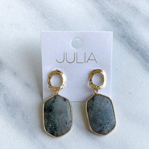 Sia Stone Accent Earrings