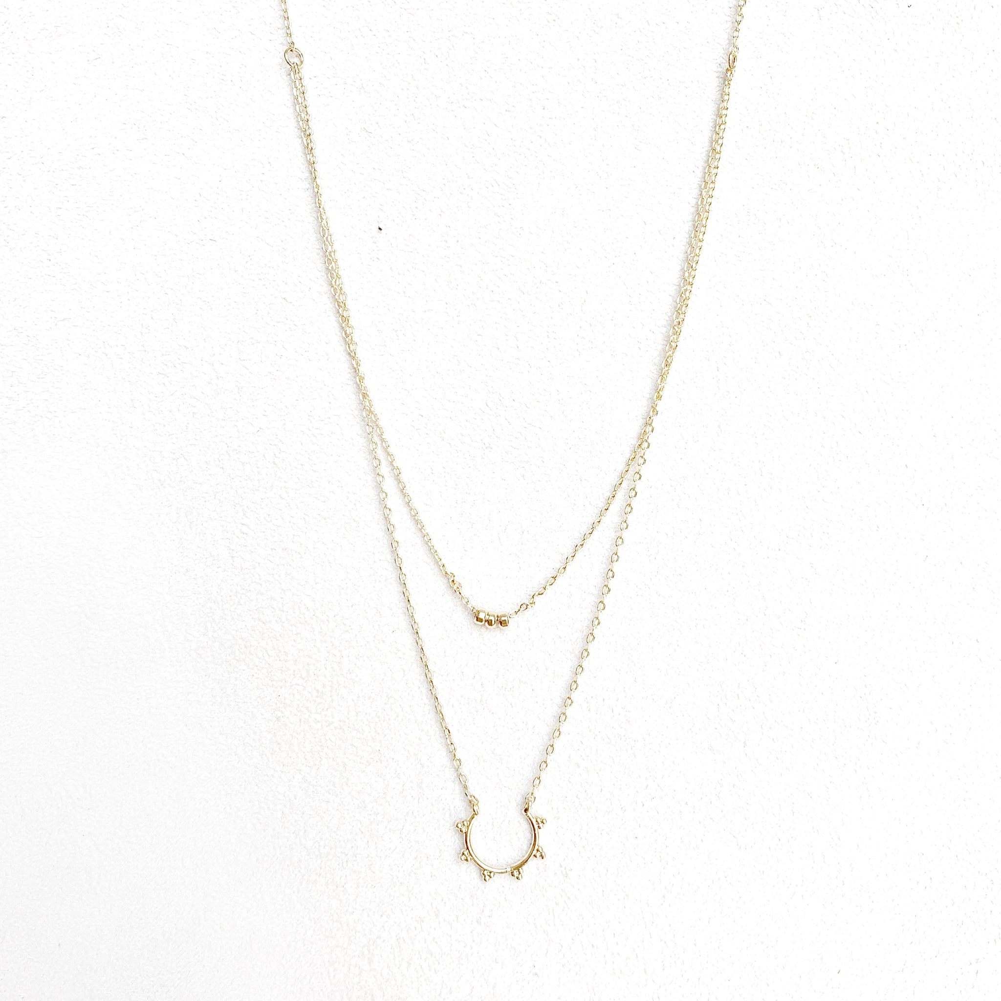 Liv Pre-Layered Necklace
