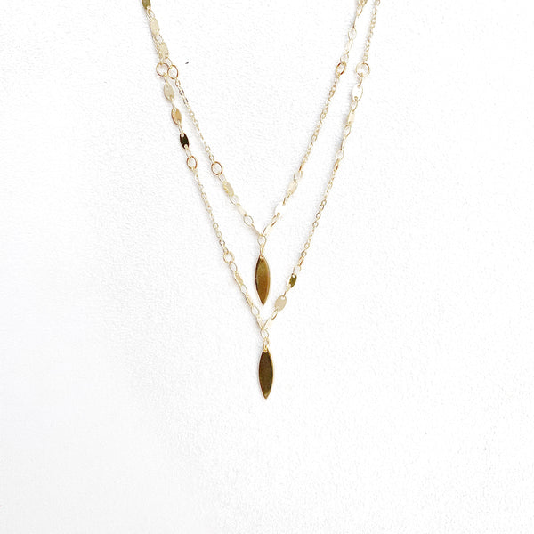 Colby Pre-Layered Necklace