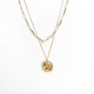 Ionia Coin Necklace