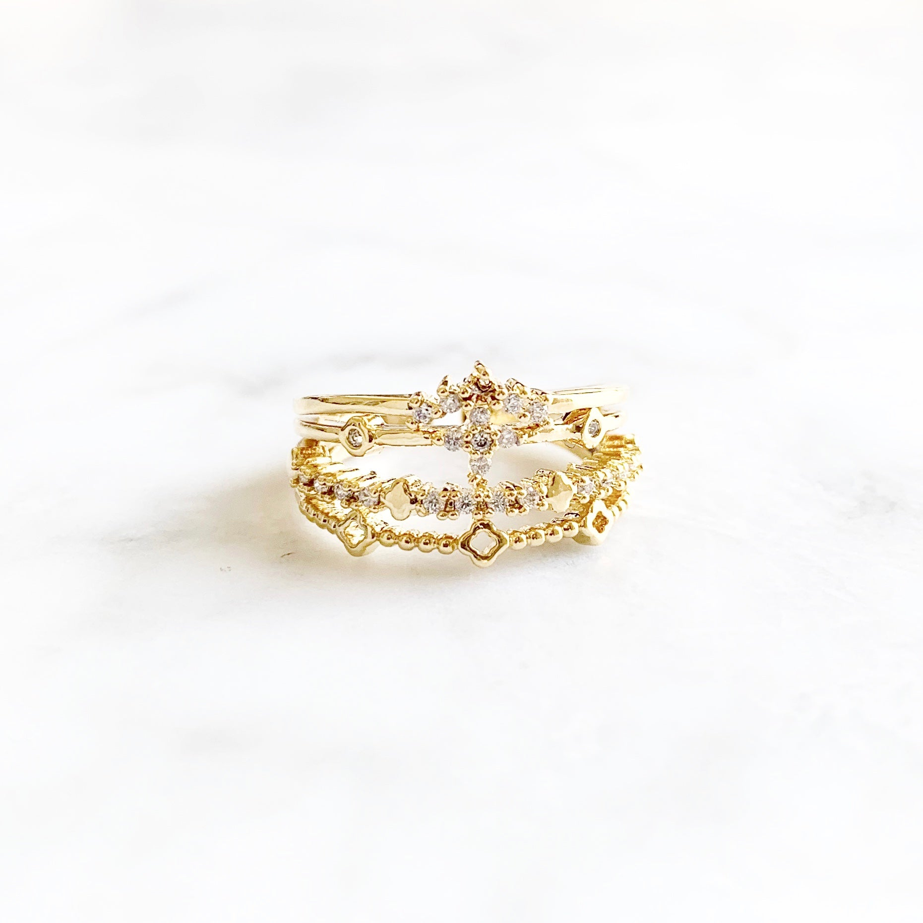 Florence Ornate Ring