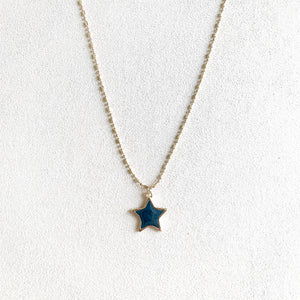 Trisha Star Necklace