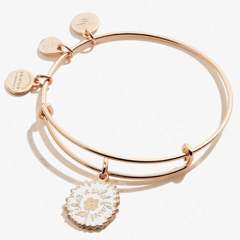 She's a Wildflower Color Infusion Charm Bangle