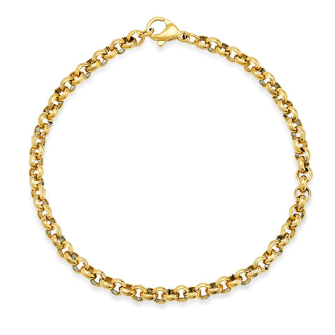 Small Rolo Chain Bracelet