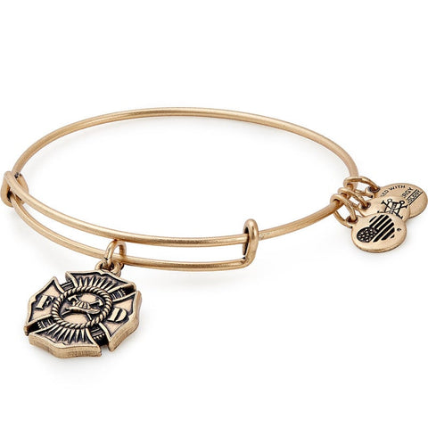 Firefighter Charm Bangle
