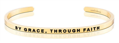 By Grace Through Faith Bracelet