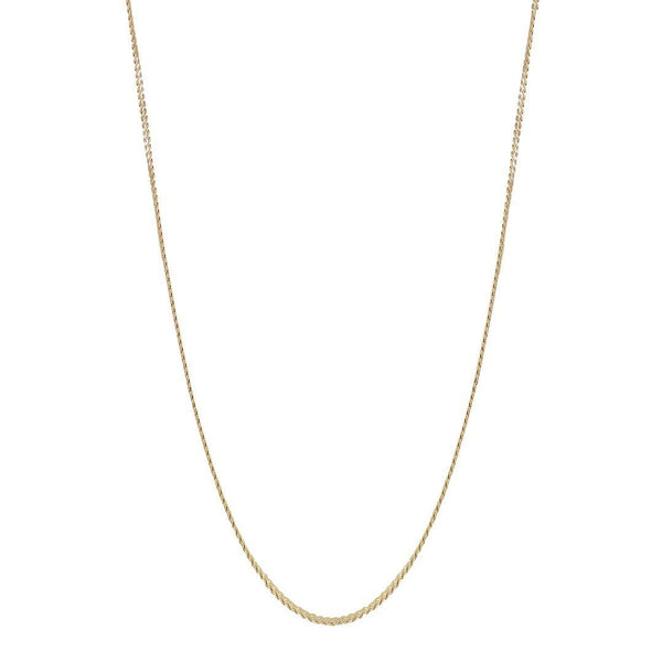 Sterling Silver Epiphany Chain in Gold