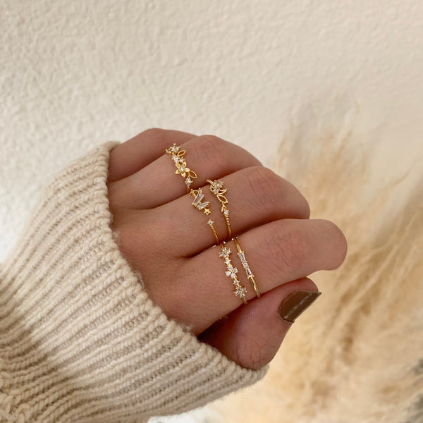 Double-line Cluster Ring