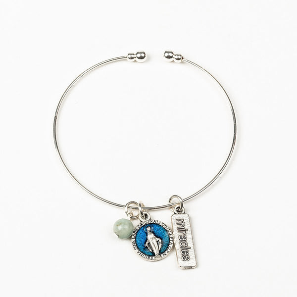 Miraculous Mary (Miracles) Saint Blessing Bracelet