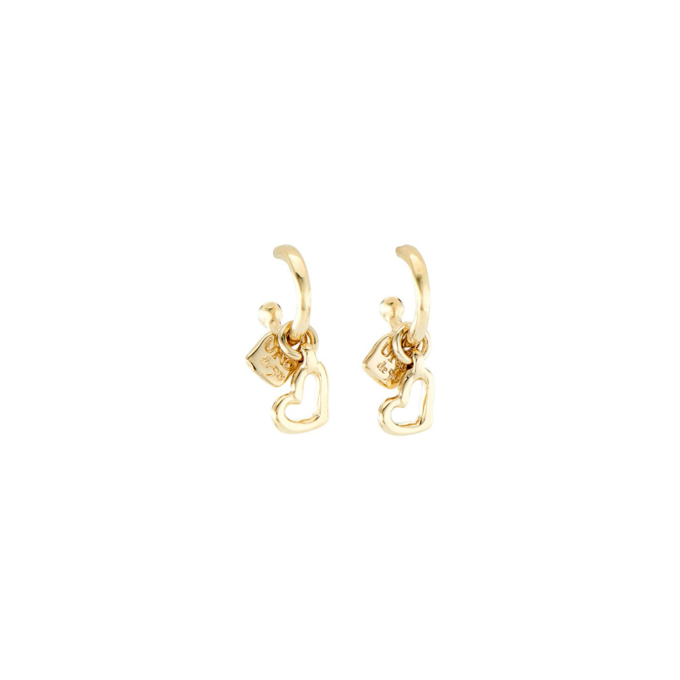 Lucky Charms Earrings in Gold