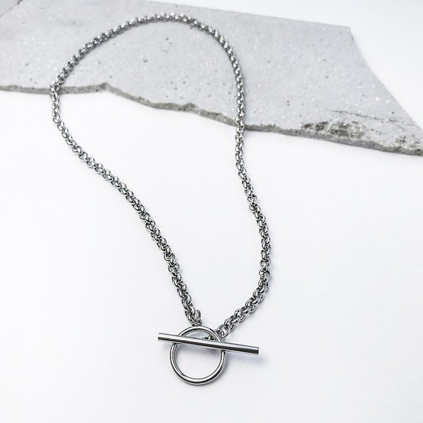 Cara Toggle Necklace