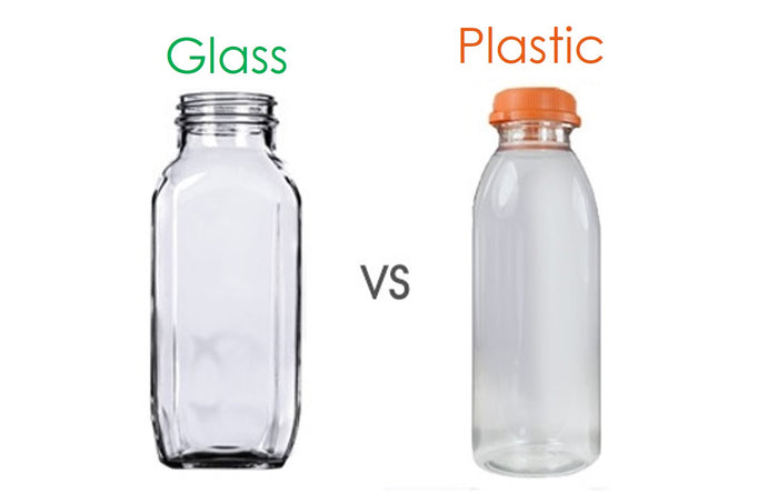 Glass vs. Plastic
