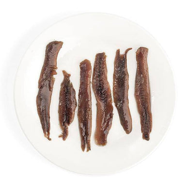 Anchovies In Oil (Pieces) 1kg - Seafood - Mediterranean Delicacies
