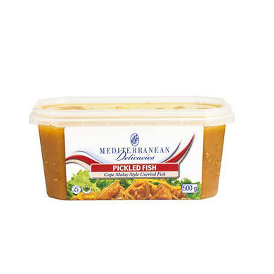 Pickled Fish 500g - Seafood - Mediterranean Delicacies