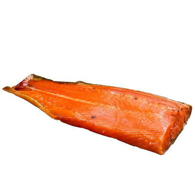 Hot Smoked Norwegian Salmon Side (1kg) - Seafood - Mediterranean Delicacies