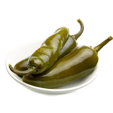 Jalapeno Green Whole 1kg - Pickles - Mediterranean Delicacies