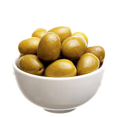 Green Olives (Large) 4kg - Olives - Mediterranean Delicacies