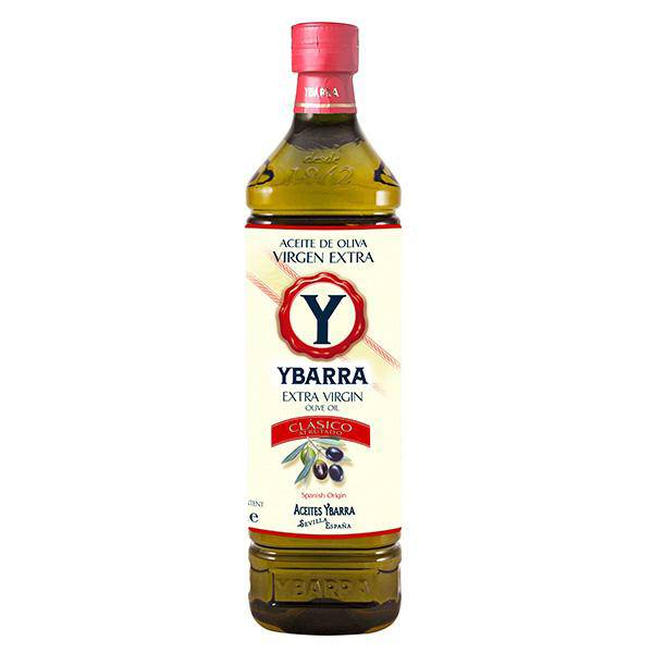 Extra Virgin Olive Oil (PET) 1 Litre - Oils - Ybarra