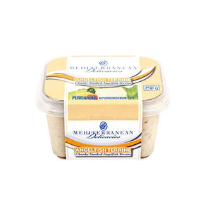 Angelfish Terrine 250g - Mediterranean Delicacies