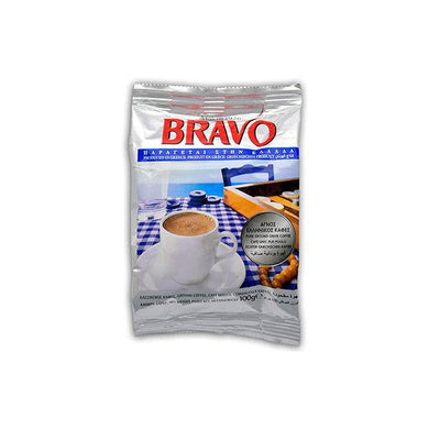 Bravo Greek Coffee 200g (Ground) - Coffee - Bravo