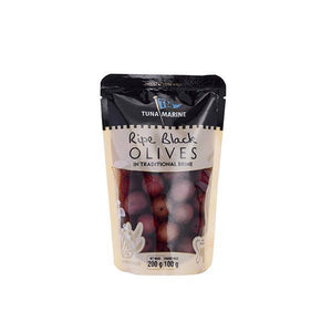 Black Olives 180g - Olives - Tuna Marine