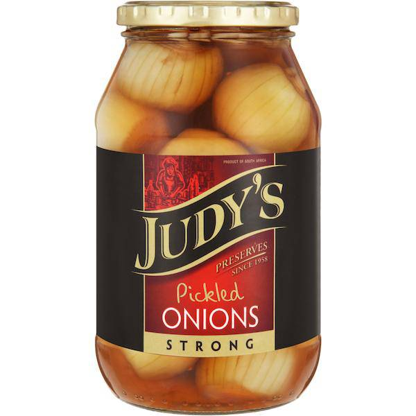 Pickled Onions Strong 780g - Mediterranean Delicacies
