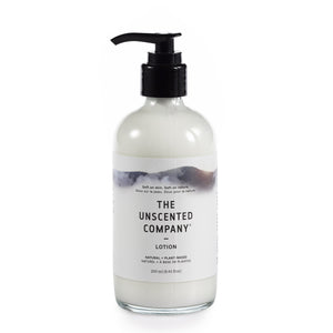 Lotion hydratante en verre sans fragrance 250ml