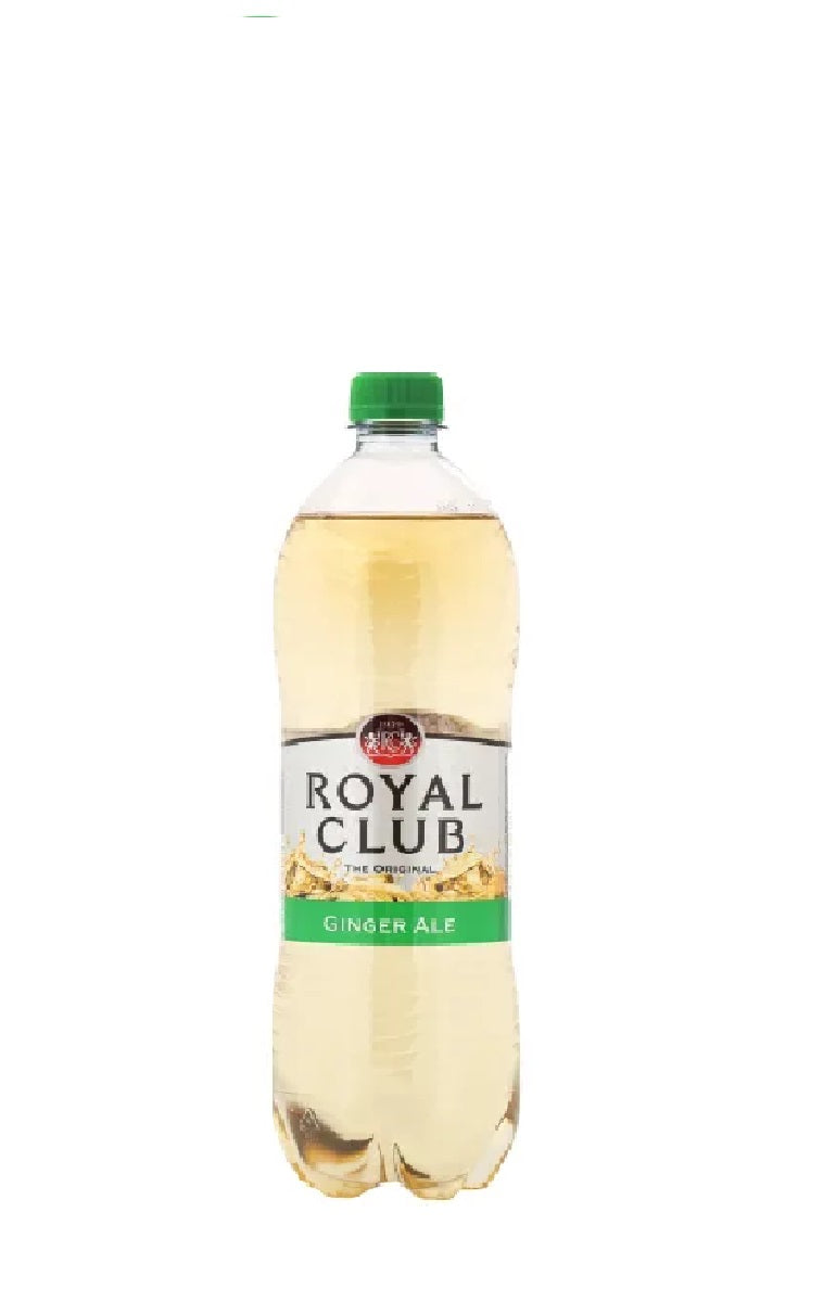 Gėrimas ROYAL CLUB GINGER ALE, 1 L