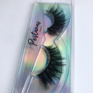 Faux cils 3D volumineux Attract eyes - Pestanas Lashes