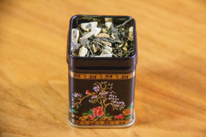 Gift Set/Starter Pack | 4 25g Tins of Flavoured Loose Tea |