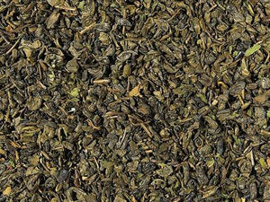 Green Mint Green Tea Blend