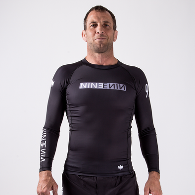 Box Nine Nine Rash Guard L/S