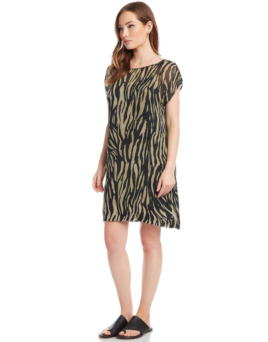 Fifteen Twenty print dress