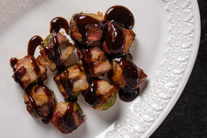 Bacon Wrapped Brussel Sprouts - 12 per order