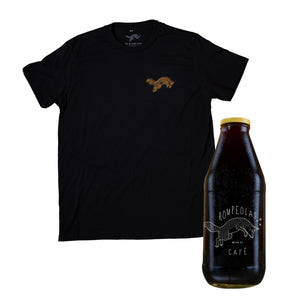 desfase shirt cold brew