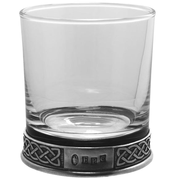 11oz Knotwork Whiskey Tumbler