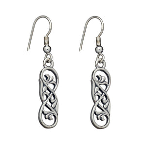 Tree of Life Drop Earrings - Celtic Dawn - Jewellery Arts Crafts & Gifts  - 1