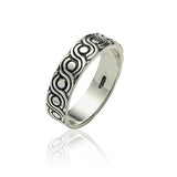 Contemporary Spiral Ring - Celtic Dawn - Jewellery Arts Crafts & Gifts  - 1
