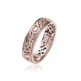 Open Knot Eternity Band - Celtic Dawn - Jewellery Arts Crafts & Gifts - 3