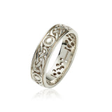 Open Knot Eternity Band - Celtic Dawn - Jewellery Arts Crafts & Gifts - 2