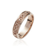 Solid Knot Eternity Band - Celtic Dawn - Jewellery Arts Crafts & Gifts - 3