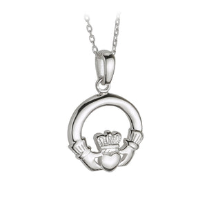 Claddagh Pendant (Large)