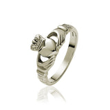 Traditional Claddagh Ring (Ladies) - Celtic Dawn - Jewellery Arts Crafts & Gifts  - 2