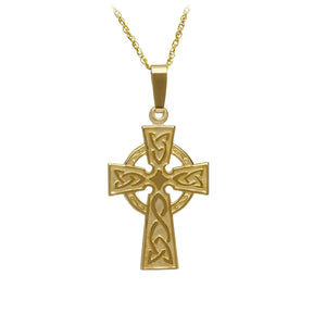 Traditional Celtic Cross Pendant