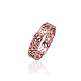 Open Triquetra Band (Ladies)
