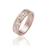 Contemporary Spiral Ring - Celtic Dawn - Jewellery Arts Crafts & Gifts - 3