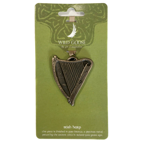 Irish Harp Decoration