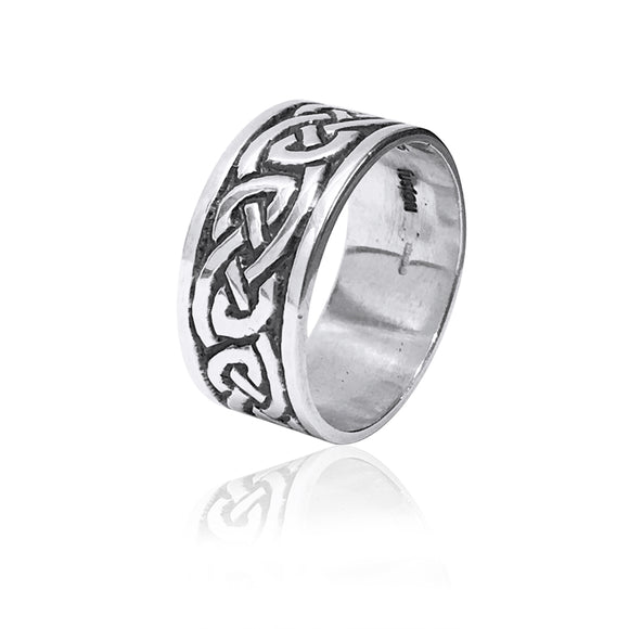 Solid Knotwork Band (Gents)